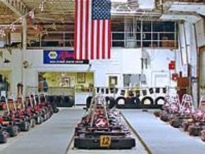 Party Room, Maine Indoor Karting, Scarborough