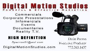 Digital Motion Studios, Stuart