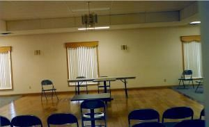 Activity Room, Knights Of Columbus, Greenwood
