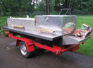 Cooking Unlimited, LLC, Westland — The Big Bad Grill!