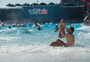Wet 'n Wild, Orlando — Open year-round with pools heated seasonally, Wet 'n Wild is the perfect place for the entire family to relax, have fun, and soak up the warm Florida sun!
