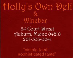 Holly's Own Deli & Wine Bar