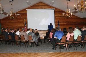 Meeting Room, Buck Ridge Plantation, Orangeburg