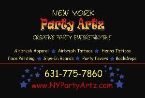 New York Party Artz