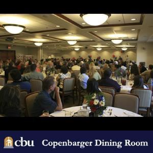 Copenbarger Dining Room, California Baptist University, Riverside