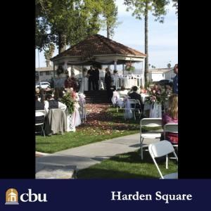 Harden Square, California Baptist University, Riverside