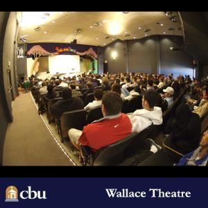 Wallace Theater, California Baptist University, Riverside