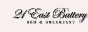 21 East Battery Bed And Breakfast