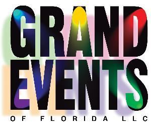 Grand Events of Florida, LLC, Tampa — Grand Events Logo