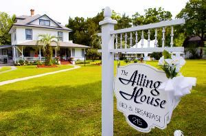 The Alling House Bed &amp; Breakfast, Orange City