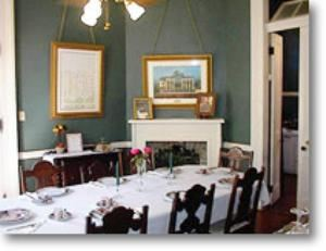Breakfast Room, Degas House, New Orleans