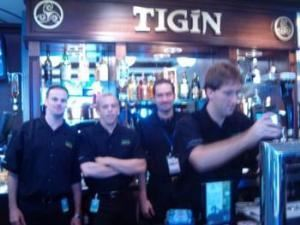 Tigin Irish Pub & Restaurant