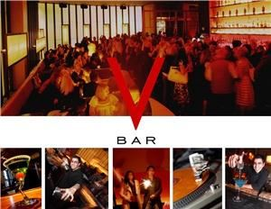 V Bar, Ark Vegas, Las Vegas — V BAR AT THE VENETIAN RESORT HOTEL CASINO