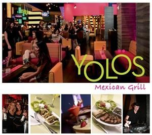 Yolos Mexican Grill, Ark Vegas, Las Vegas — YOLOS MEXICAN GRILL AT PLANET HOLLYWOOD RESORT & CASINO