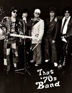That 70's Band, Victoria — Re-live an era of great music with That 70's Band. Guaranteed dance rock hits from the decade for your party or event. A professional costumed show-band, flexible budget depending on venue and production needs. 