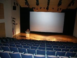 Joseph D. Williams Sceince Theater, Liberty Science Center, Jersey City