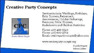 Creative Party Concepts