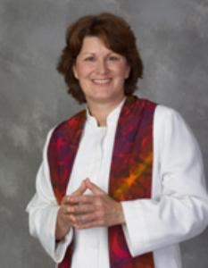 Radiant Vows, Rev. Robin Zucker