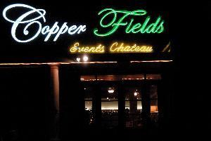 Copper Fields Events Chateau