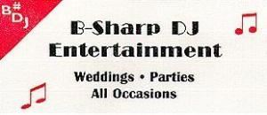 B-Sharp DJ Entertainment