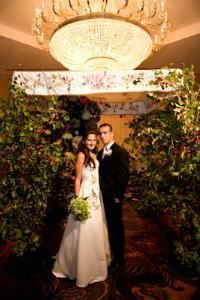 My Wedding Chuppah, Philadelphia — Rental and sales of Chuppah poles and covers. Custom hand painted Chuppahs. Unique Chuppahs, painted dance floors, tables and aisle runners for special events. Call 215-227-7677 for information