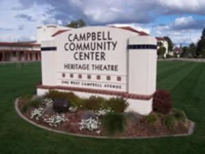 City of Campbell Community Center, Campbell