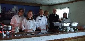 Public Dinner Dance Cruises, GOODTIME III, Cleveland — We're here to Serve YOU!  A very Unique Night Out with Dinner & Dancing.