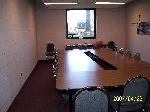 Meeting Rooms, Our Lady of Perpetual Help Parish Center, Aurora — Small meetings of up to 25 people.  A/V equipment when available.