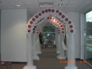 Creation & Designs by Lazy Romance Event Planning & Linen Rental Co.