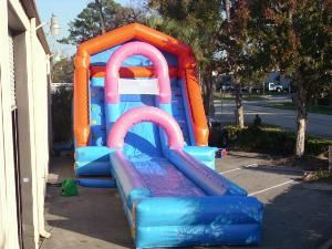 Jumpin Beans Party Rentals Incorporated