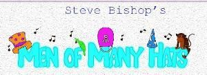 "Steve Bishop's ""Men Of Many Hats"" DJ/KJ Entertainment Service"