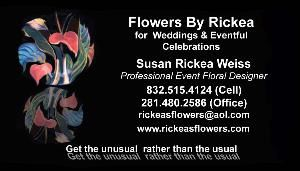 Flowers by Rickea, Houston