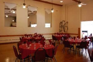 Banquet Hall, The Beethoven Waldheim Club, Hellertown