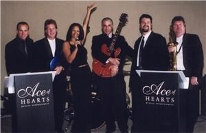 Ace Of Hearts Musical Entertainment, Los Angeles — Our Hearts Club Band is a versitile band of incredible musicians. Jazz, Swing, Rock, R&B, Disco, Funk, Soul.... the styles this band can do are sure to entertain any crowd, from young to old.