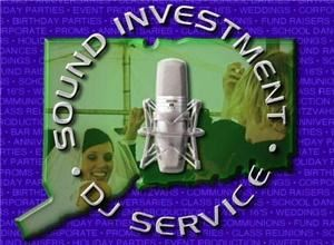 Sound Investment DJ Service