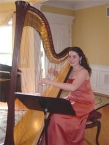 Harp Music by Grace Note Ensembles
