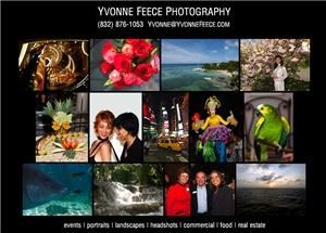 Yvonne Feece Photography, Houston — Houston based photographer with over 10 years of experience covering events, editorial, and portrait photography. Special corporate and nonprofit event prices offered.