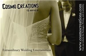 Cosmo Creations DJ Service
