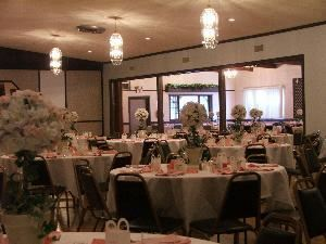 Banquet Hall, Melody Grove Party Center, North Ridgeville