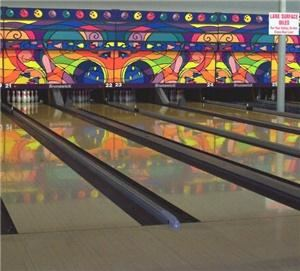 Strike & Spare Family Fun Center and Circus World, Hendersonville — 36 lanes of fun!