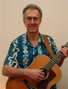 Mike Kornrich Guitar/Banjo/Vocals - Rochester