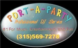 Port-A-Party DJ Service