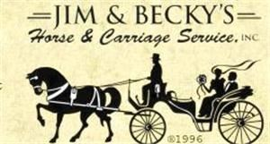 Jim & Becky's Horse & Carriage Service