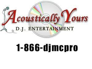Acoustically Yours Entertainment