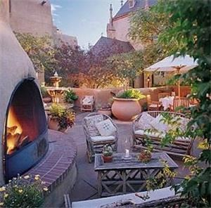 Sculpture Garden, Inn And Spa At Loretto, Santa Fe