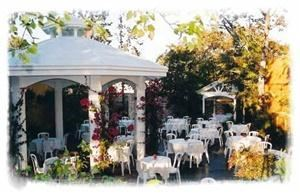 Garden Patio, Catering Celebrations, Westlake Village