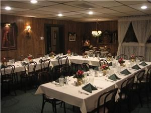 The Wood Paneled Room, Catering Celebrations, Westlake Village