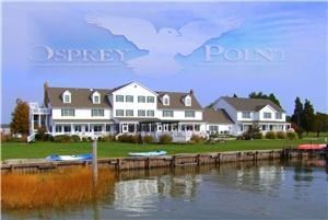 Osprey Point Retreat & Conference Center, Royal Oak — 25 Spectacular Guest rooms breathtaking...intimate...private...outstanding local cuisine...genuine hospitality