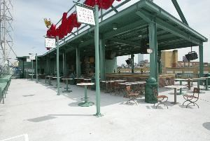 Right Field Roof Deck, Fenway Park, Boston
