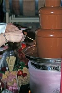 A New Taste Senstion Chocolate Fountains - Caterer
